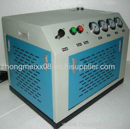 DMC-500 natural gas compressor for car refuel