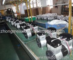 UN-80P-OXY Oil less Small Air Compressor