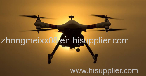 New professional quadcopter 4-rotor drone with HD camera
