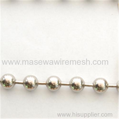 8mm metal bead curtain bronze bead divider