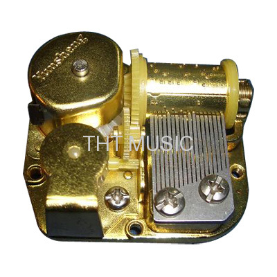 VINTAGE MUSIC BOX MOVEMENT
