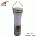 1W LED Plastic torch plastic zoomble lantern portable lantern 80Lumen high power hook lamp zoomble table 3*AAA lamp