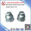 U70 steel cap for toughened glass insulator
