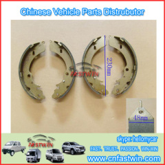 GWM Steed Wingle A3 Car Brake Shoes Rear 3502137-P01