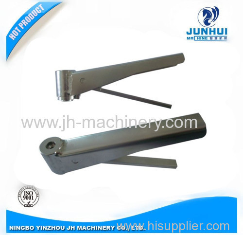 Butt Weld Butterfly Valves Gripper Handle