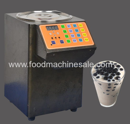 Bubble Milk Tea Fructose Dispenser Machine Ce Products