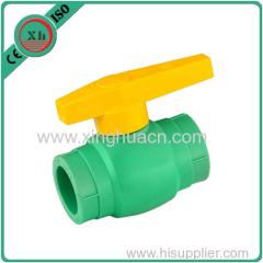 PPR Brass Ball Valve 20-63mm