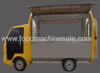 Food Truck Fast Food Vanmobile Food Truck For Fried Chickenbeer