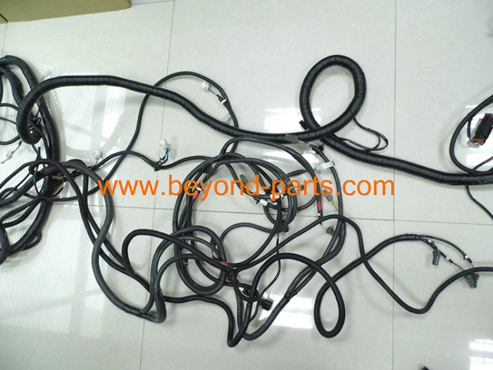 Hitachi ex wiring harness external engine pump wire