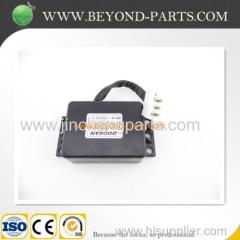 Excavator parts Daewoo Doosan DH225-5 DH225-7 wiper timer relay 2537-9008