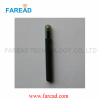 RFID tags Glass tag Microtransponder 2.12*12mm LF glass tag 125Khz FDX-A Fecava