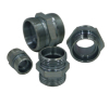 Male reducer hydraulic adapter Straight metric