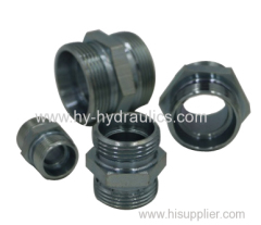 Reduce metric male reducer hydraulic adapter