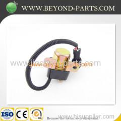DH220-5 Doosan spare parts excavator start motor relay 2544-1022