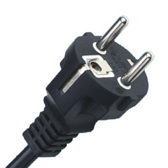 Power cord extension cable H05VV-F 3*0.75MM2