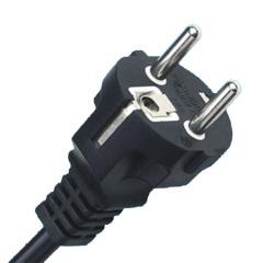 European NEMA power cord