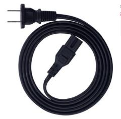 2pin CCC power cord electrical cable