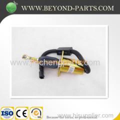 Daewoo Doosan DH300-7 6CT excavator shut off solenoid valve 3935650
