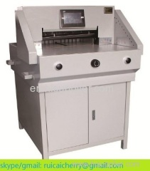 E520R Ruicai Paper Cutting Machine
