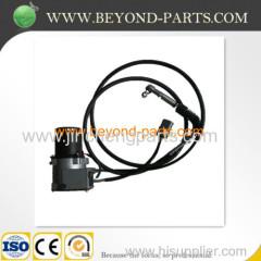 Daewoo excavator parts throttle motor DH220-5 accelerator motor 2523-9014