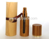 bamboo cosmetic cosmetic container bamboo wooden packaging glass inner lotion bottle glass cream jar