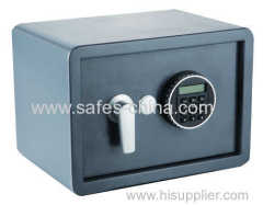 Electronic home safe with mini size for business and office use/YOSEC Compact residential home safe