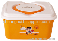 New Design Multipurpose PP plastic opbergdoos met Deksel Household Toy Storage Box
