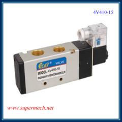 4V410-15 G1/2 Solenoid Valve DC 24V 12V