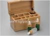 natural bamboo wood square