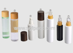 PET BOTTLE COSMETIC PACKAGING LOTION CONTAINER