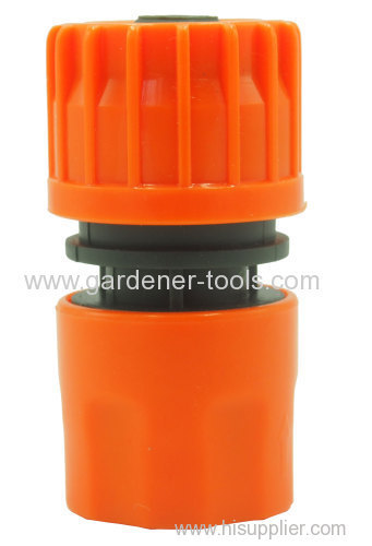 "Plastic 1/2""~5/8"" hose end connector"