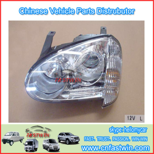 GWM Steed Wingle A3 Car Head Lamp 4121100-P00-A1