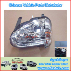 GWM Steed Wingle A3 Car Head Lamp 4121500-P00