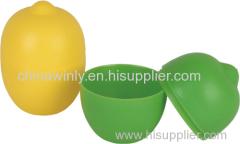 Lemon Plastic Storage dagelijks gebruik