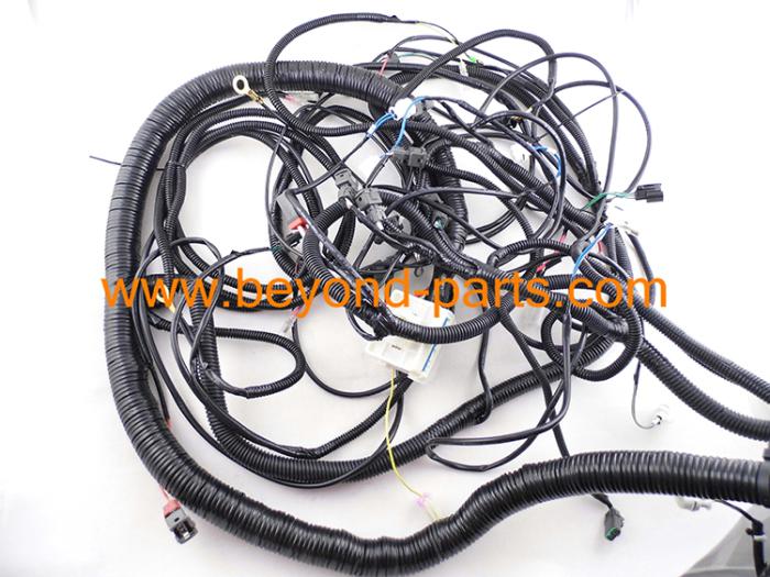 Hitachi ex external cabin wire harness engine loom
