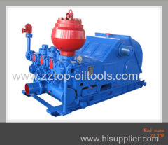 API 7K oilfield mud pump F1600