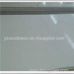 Polished Pure White Artificial Quartz Stone Slabs For Countertop