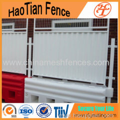 Corrugate Colorbond Steel Hoarding Panels