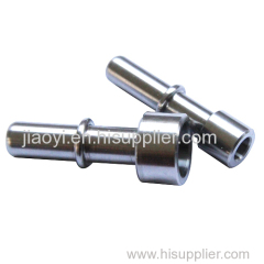 Precision machining auto stainless steel tube connector