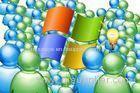 original windows 7 Professional 32bit x 64 bit Retailbox windows 7 software with COA sticker
