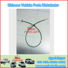 1.88M N300 CLUTCH CABLE WHITE CLIPS