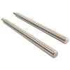 Washing machine armature spindle ball bearing shaft rod