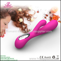 rechargeable li-ion battery voice control vibrators