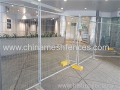 High Quality temporary fence/removable fence heavy duty temporary fencing
