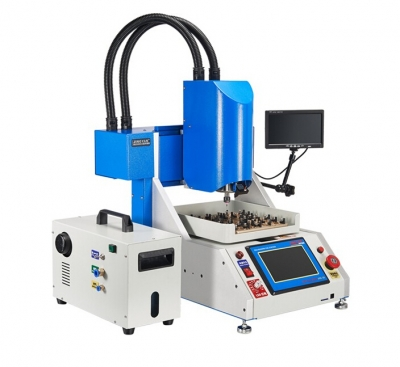 WL Intelligent iPhone Grinding Equipment Smart iPhone IC Chip Grinding Machine