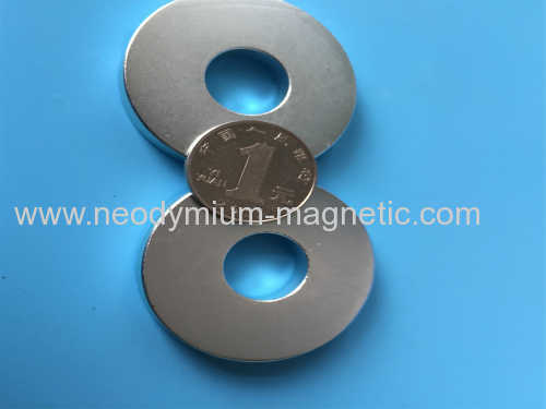 rare earth magnet ndfeb ring