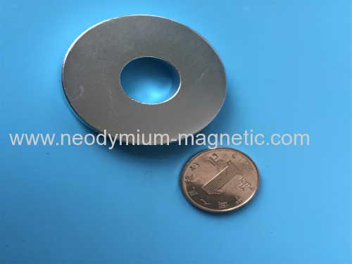 ndfeb magnet ring disc N35 grade