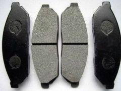 Durable use car brake pads