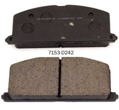 front disk brakes pads