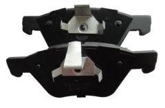 Semi-metal Front Brake Pads